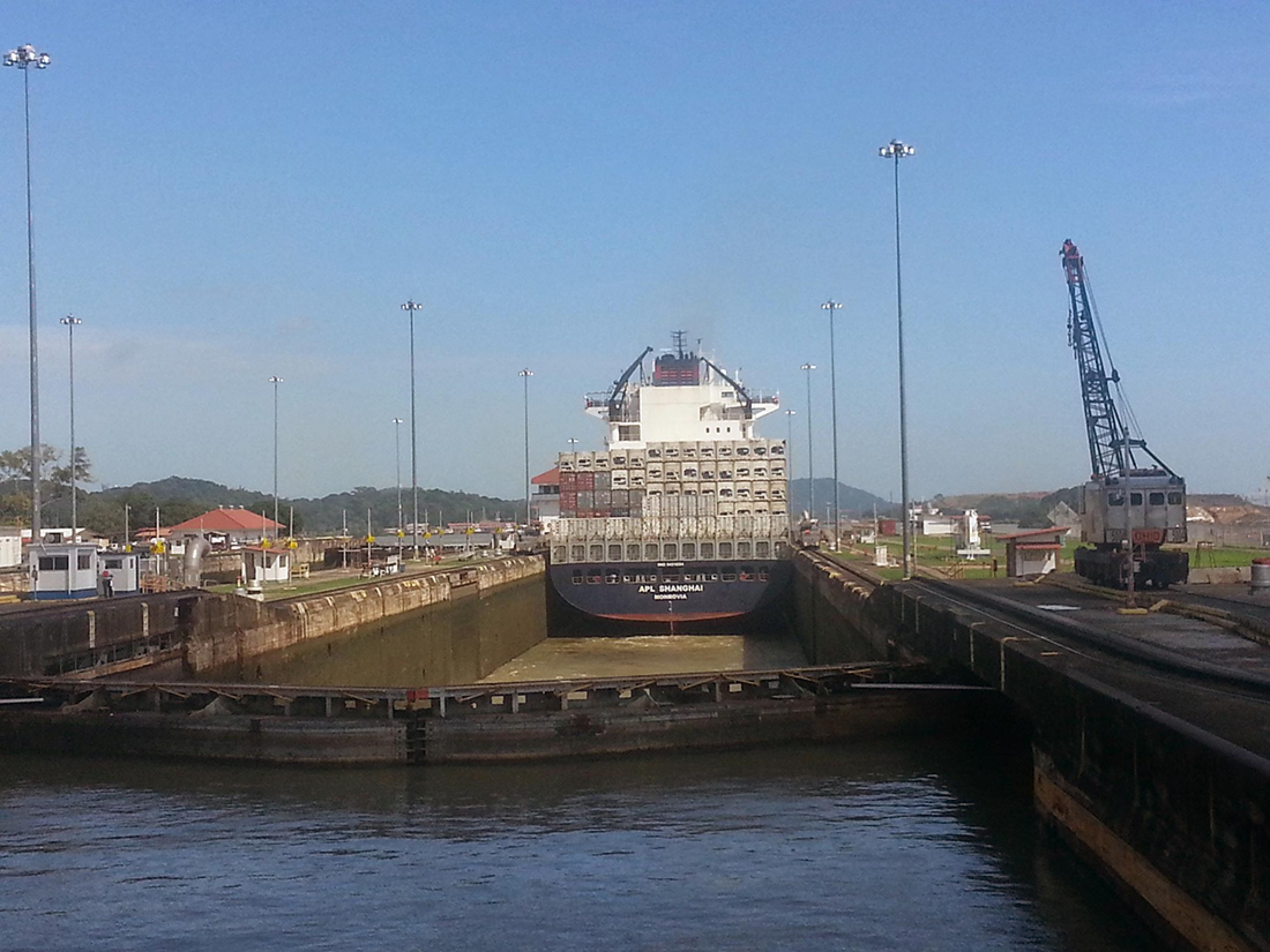 Complete Transit of the Panama Canal