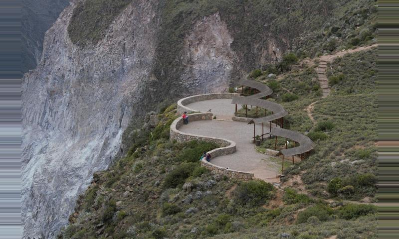 The Condor of Colca Canyon (3 days/2 nights)