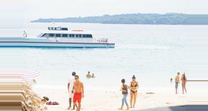 Panama Ferri a la Isla Contadora