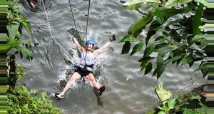 Costa Rica Creek Canyoning