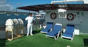 Ecuador TS Darwin Cruceros Islas Galápagos