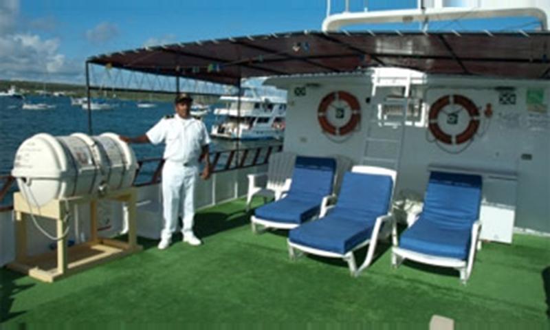 TS Darwin Cruise Galápagos Islands