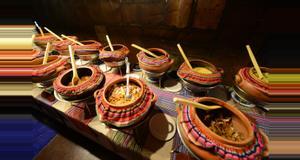 Peru Dinner Show at Dama Juana Restaurant