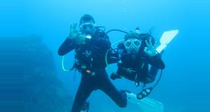 Panama Discover Scuba Diving