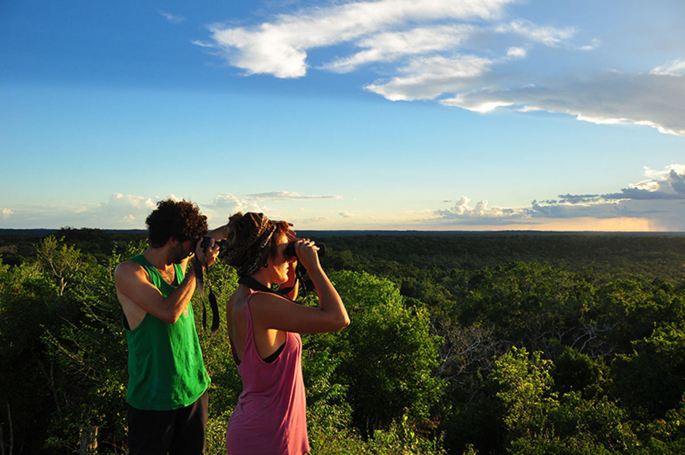 El Mirador 5-day Trail
