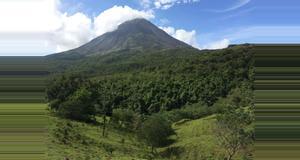Costa Rica Senderos del Mirador El Silencio y Baldi Hot Springs