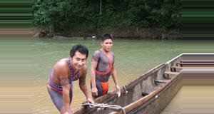 Panama Emberá Village Tour