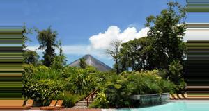 Costa Rica Tabacon Hot Springs Evening Pass
