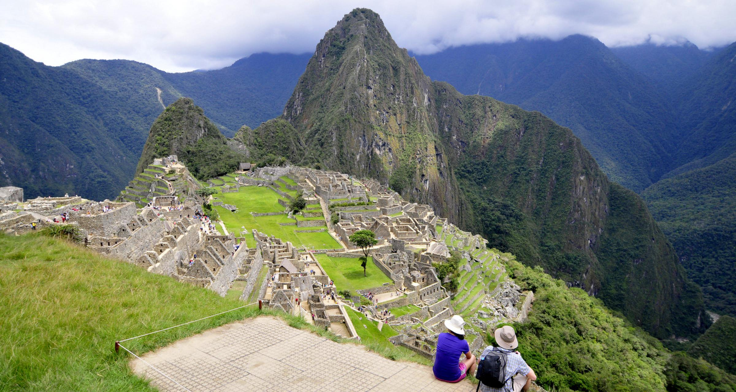 Escape to Machu Picchu