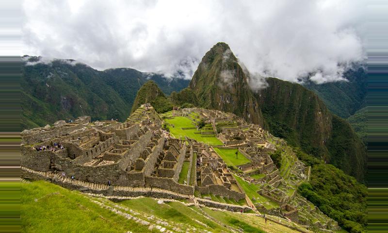 Escape to Machu Picchu