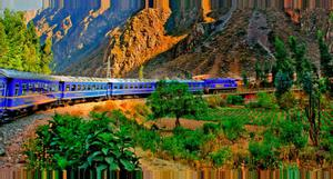 Peru Expedition Train - Ollantaytambo to Aguas Calientes