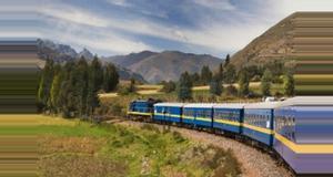 Peru Expedition Train - Aguas Calientes to Ollantaytambo