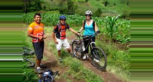 Guatemala Extreme Biking Atitlan Tour