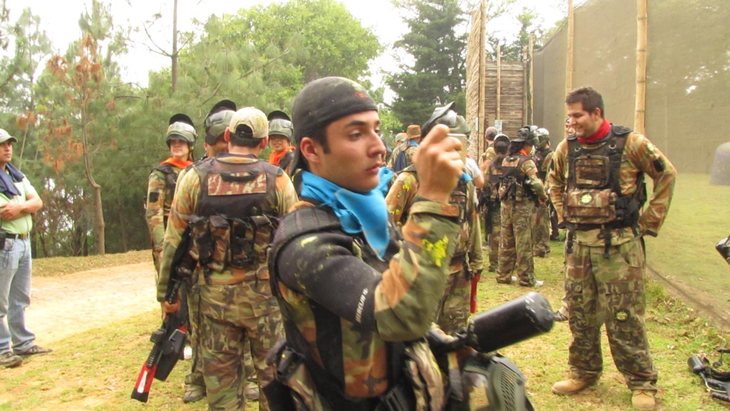 Paintball Filadelfia