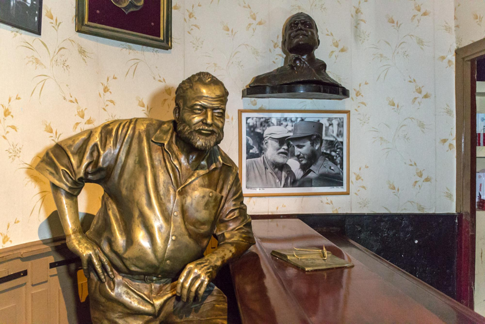On the trail of Hemingway in Cuba