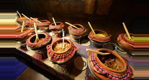 Peru Fuentes de Lima y Cena con Espectáculo