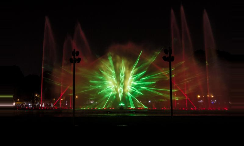 Fountains of Lima