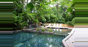Costa Rica 4-in-1 Safari Float, Waterfall, Volcano Walk, and Eco Termales