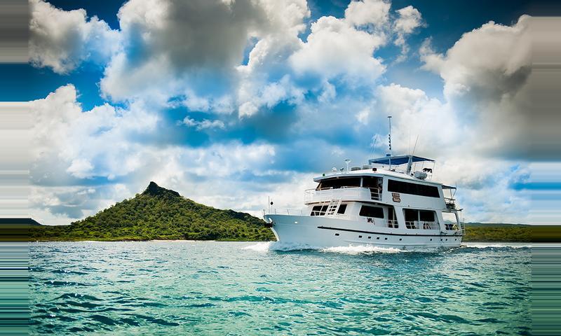 TS Fragata Cruise Galápagos Islands