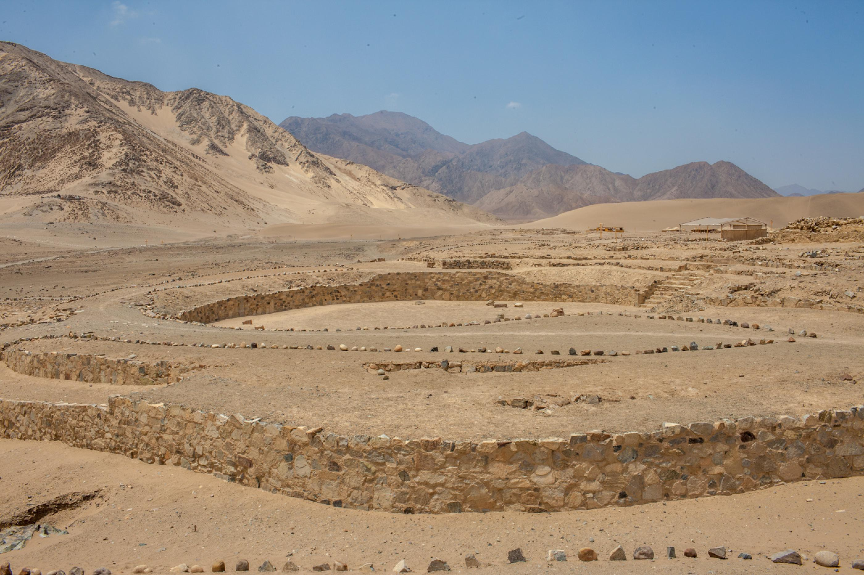 Full Day Caral Tour