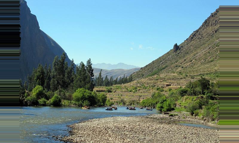 River Rafting Urubamba – Ollantaytambo