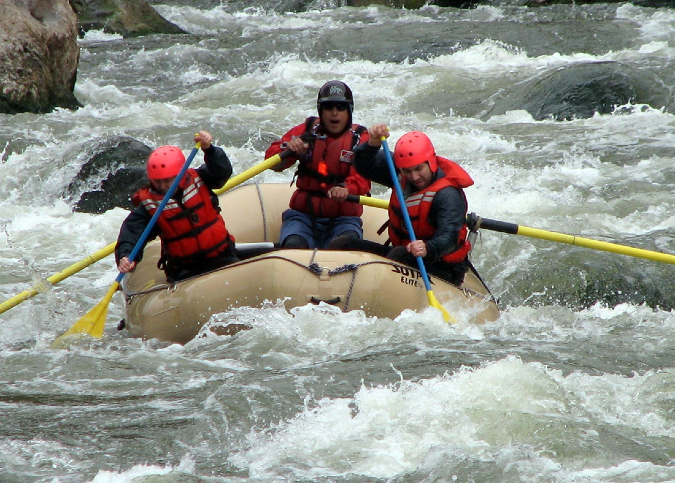 Half Day River Rafting Urubamba – Ollantaytambo