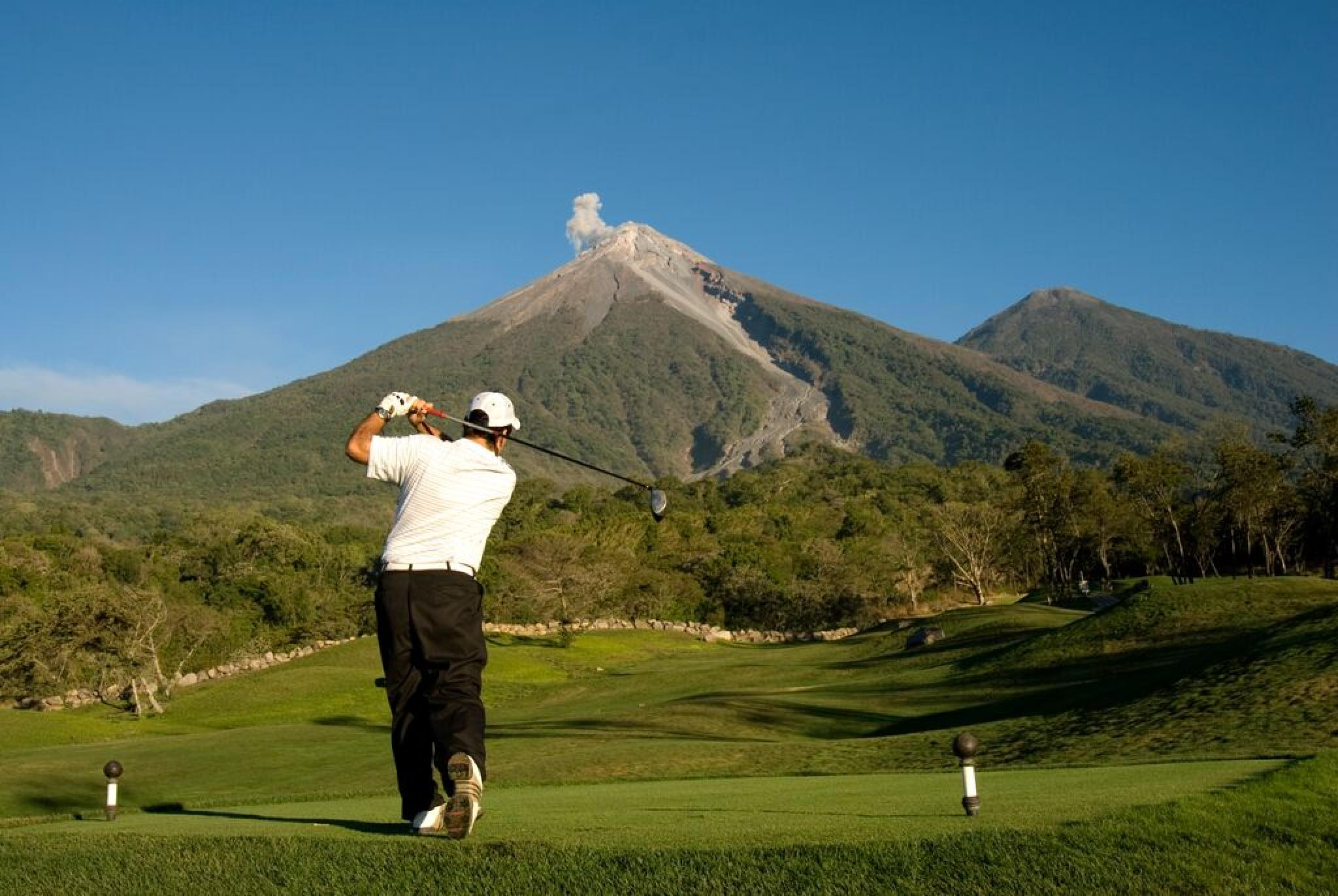 Fuego Maya Golf Tour