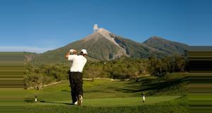 Guatemala Fuego Maya Golf Tour