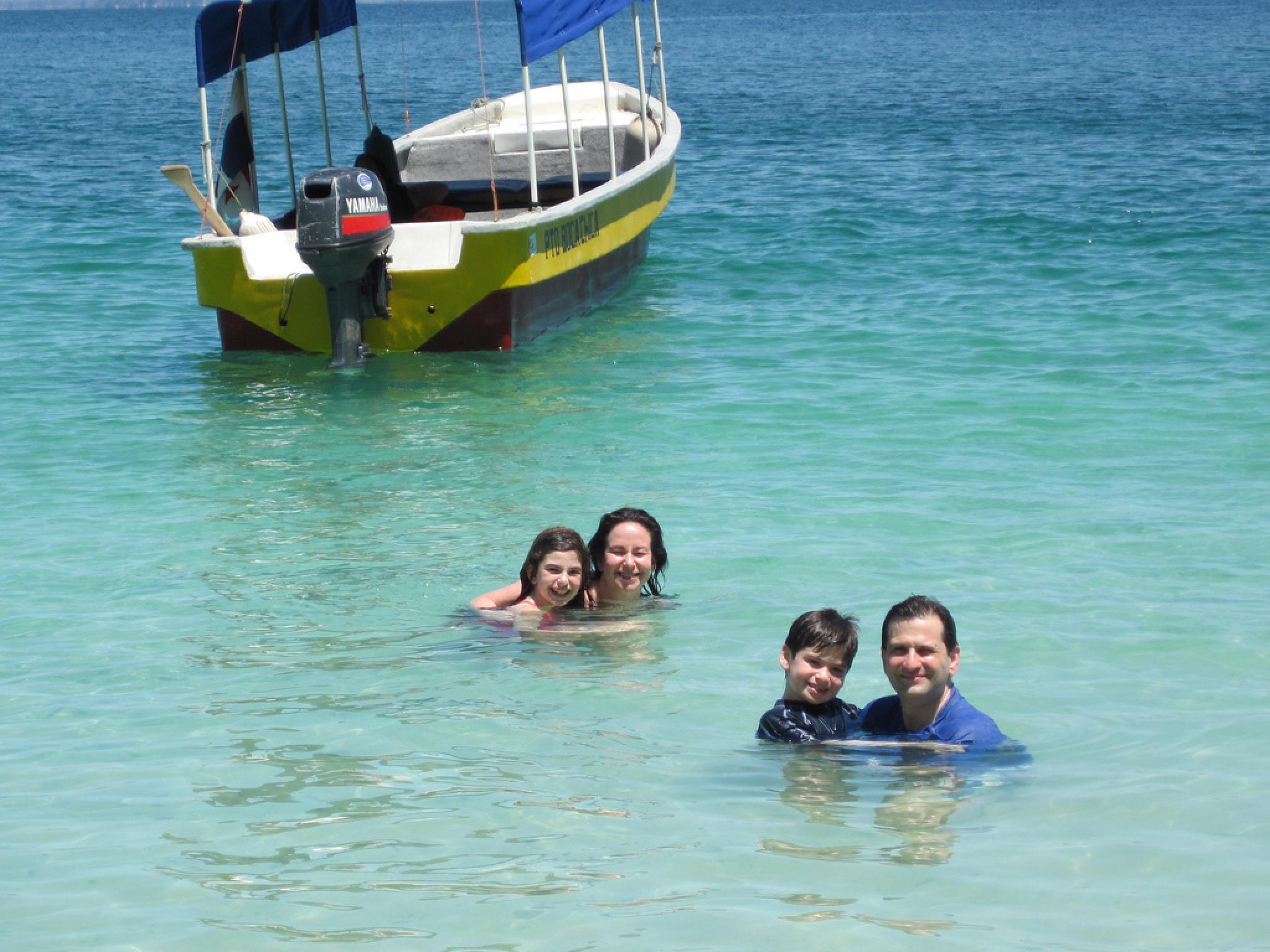 Island Trip in Golfo de Chiriquí