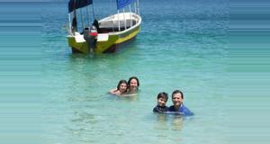 Panama Island Trip in Golfo de Chiriquí