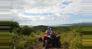 Costa Rica Tour en Todoterreno por la Montaña