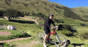 Peru Mountain Biking Yuncayapata