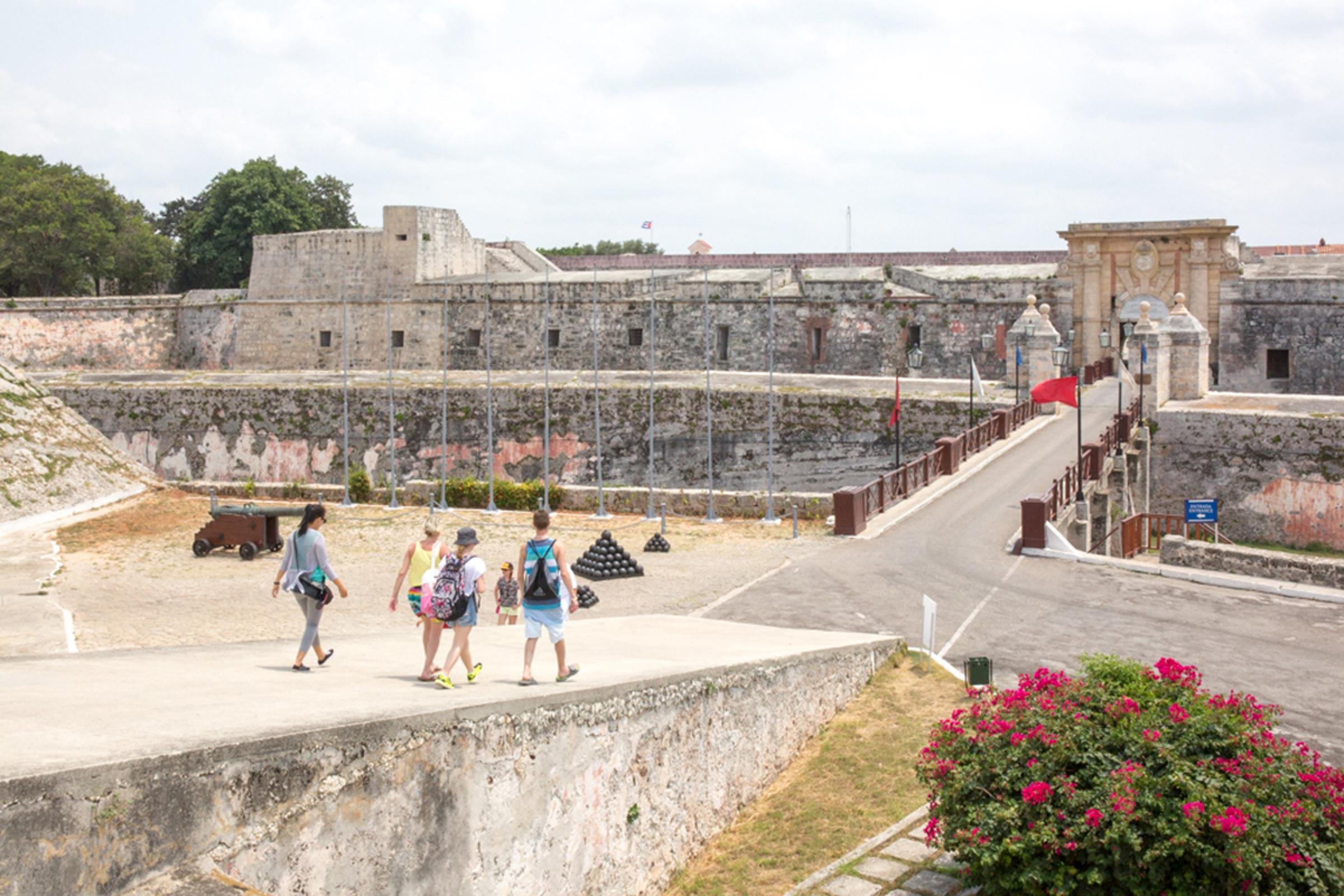 Fortifications of Colonial Havana