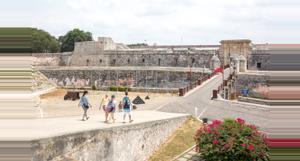 Cuba Fortifications of Colonial Havana