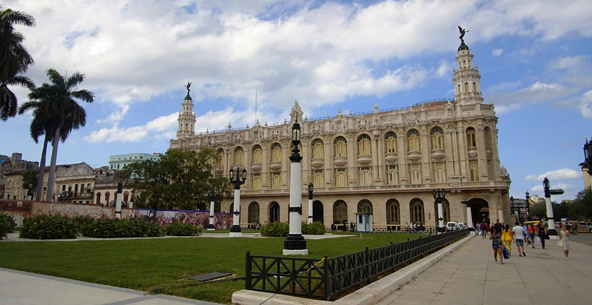 Havana's Fascinating Architecture