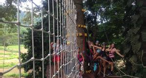 Costa Rica High Ropes Course and Quick Jump Tour