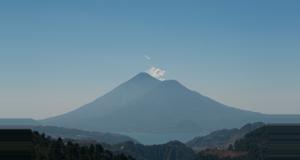 Guatemala Hiking San Pedro Volcano