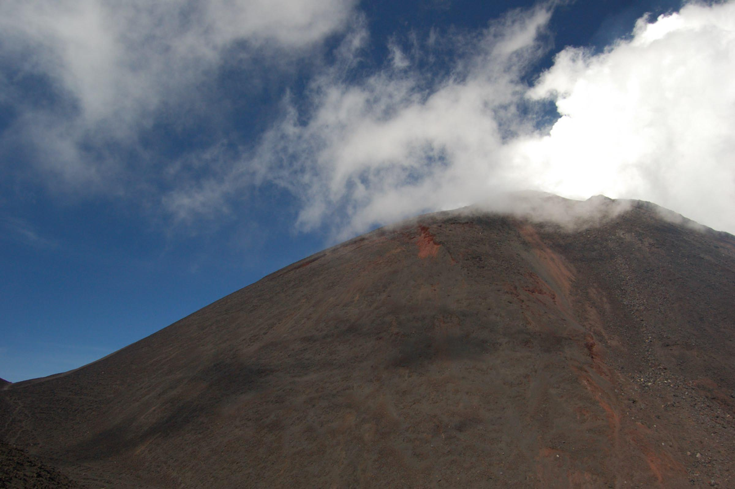 Caminata por el Volcán Pacaya