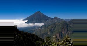 Guatemala Senderismo en el Volcán Santa María