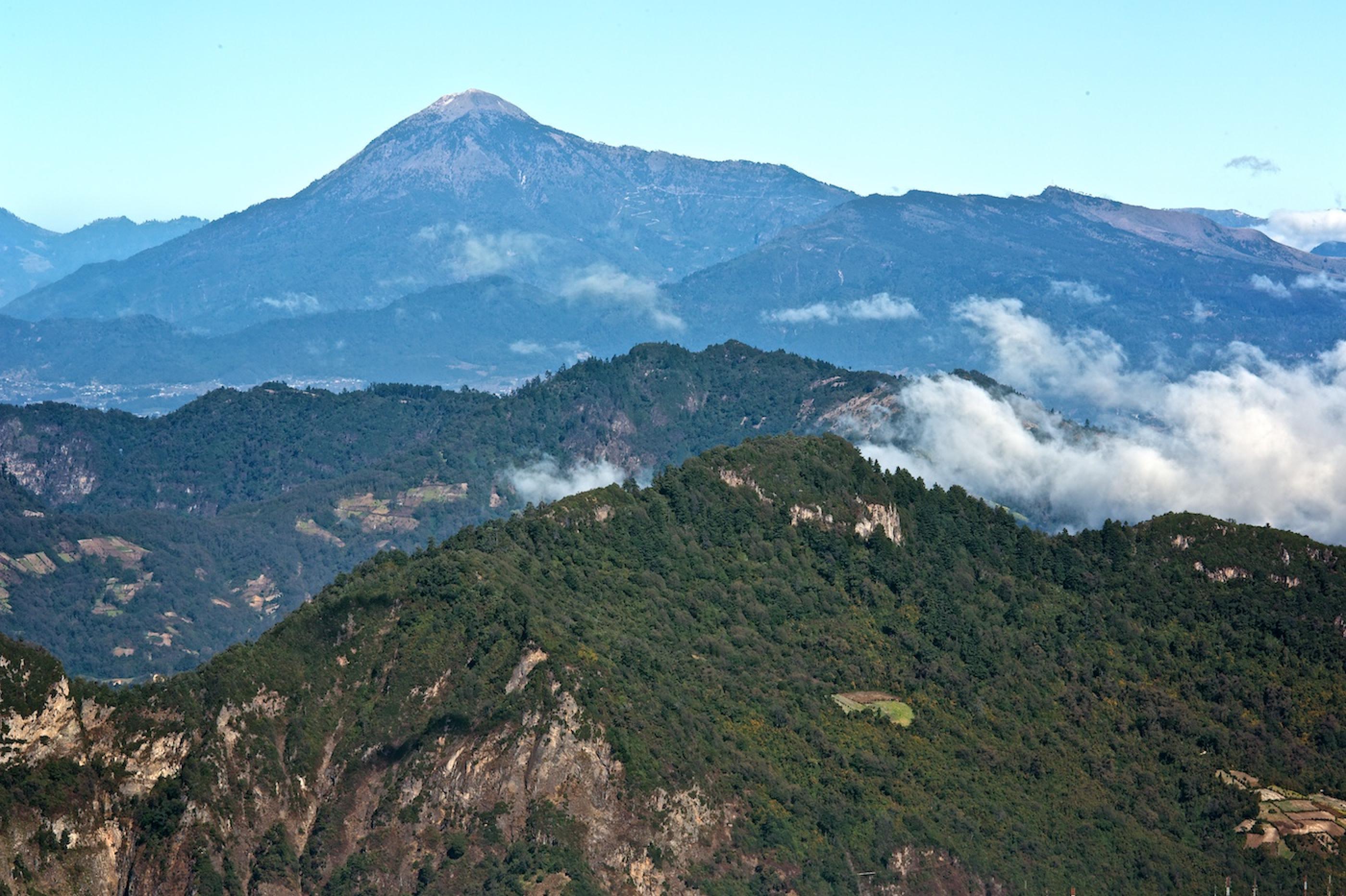 Caminata al Volcán Tajumulco