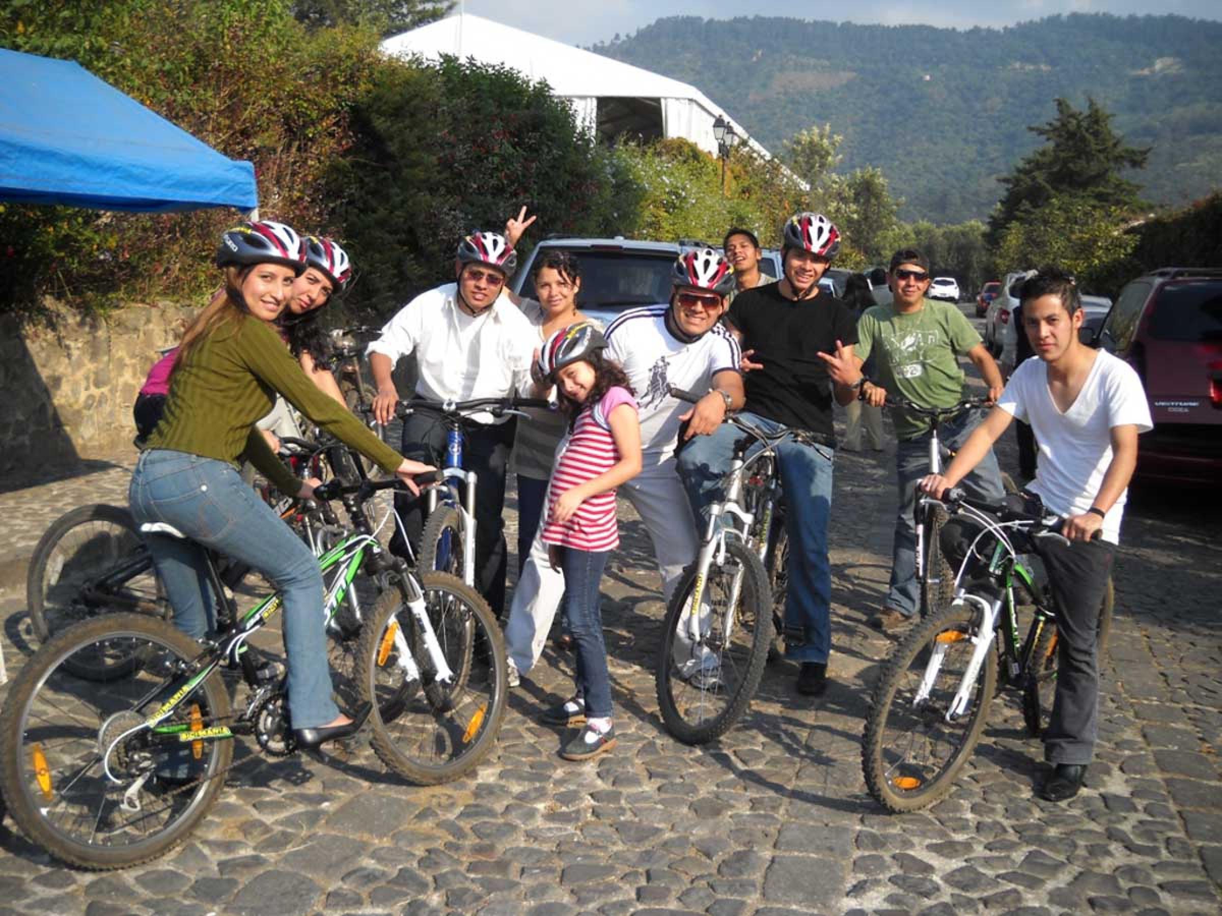 Ciclismo por la Montaña