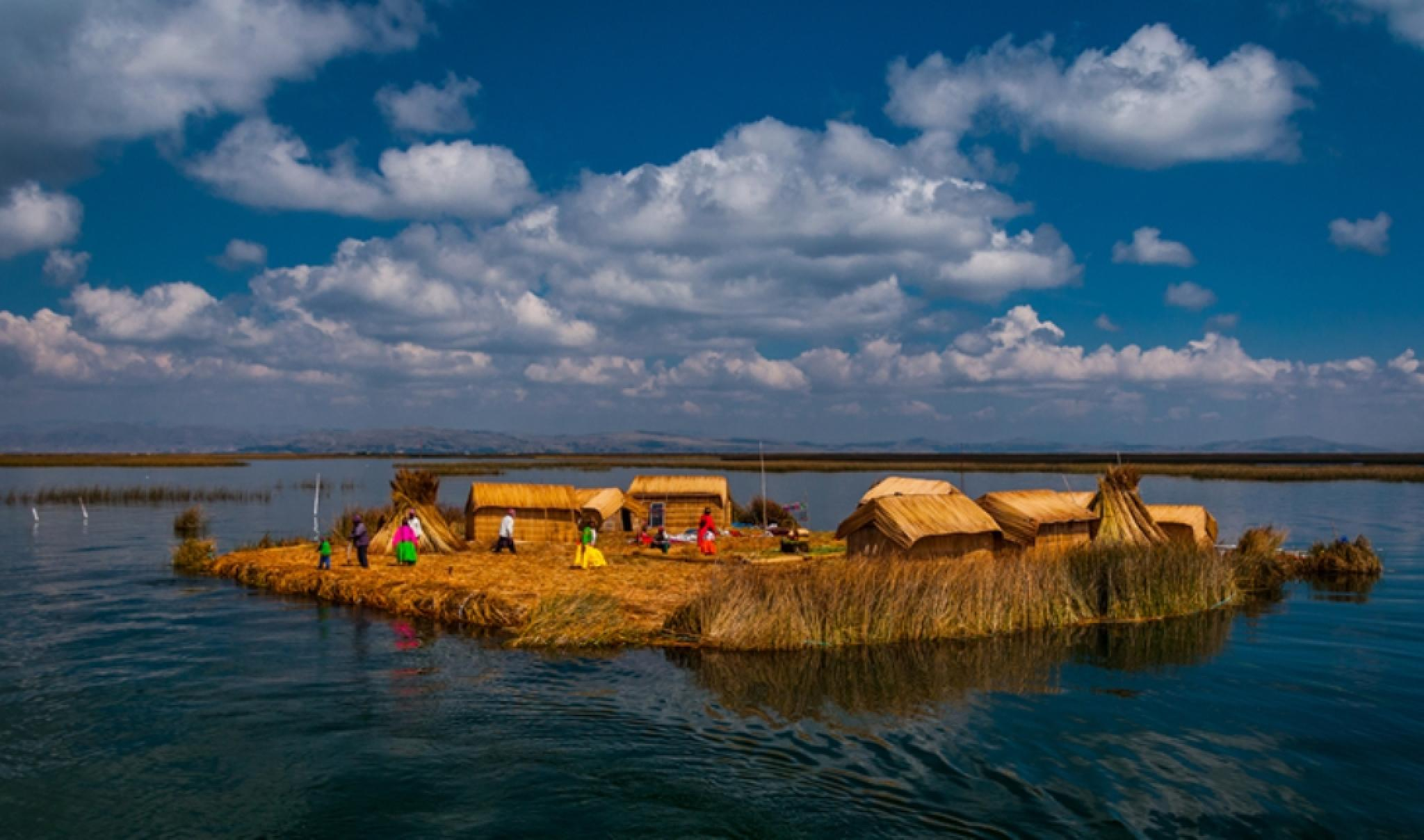 Homestay on the Uros Floating Islands 2Days/1Night