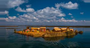 Peru Homestay on the Uros Floating Islands 2Days/1Night