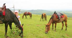 Panama Horseback Riding