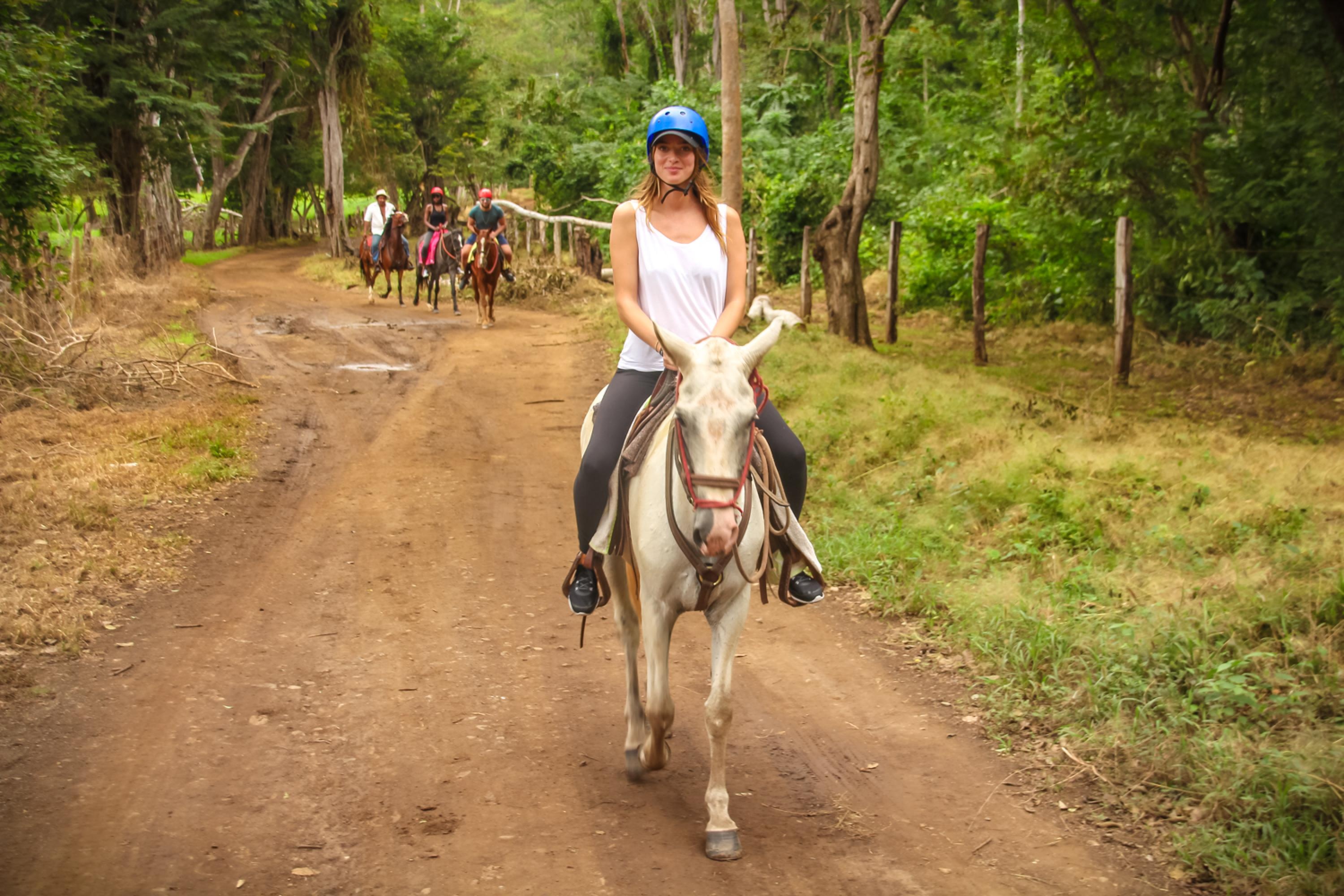 Diamante Horseback Riding Tour