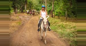 Costa Rica Diamante Horseback Riding Tour