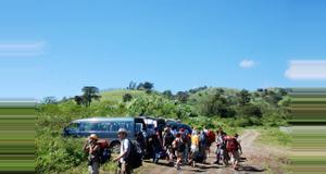 Costa Rica Cabalgata Monteverde hacia Arenal (Ruta del lago)