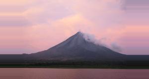 Costa Rica Monteverde to Arenal Horseback Tour - Lake Route