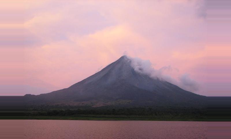 Cabalgata Monteverde hacia Arenal (Ruta del lago)