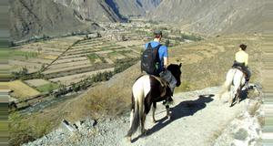 Peru Full-Day Horseback Riding Sacsayhuaman